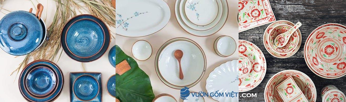 Nhà cung cấp gốm sứ bát đĩa nhà hàng, đồ dùng khách sạn