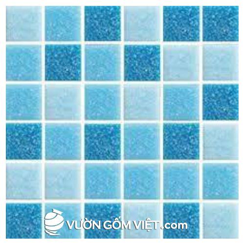 Gạch ốp lát mosaic vuông nhỏ 05