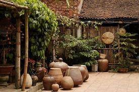 Kiến trúc nhà vườn truyền thống Việt mang giá trị văn hóa độc đáo