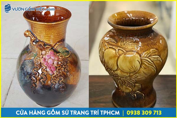 Công ty sản xuất đồ gốm mỹ nghệ theo yêu cầu giá tốt Tphcm