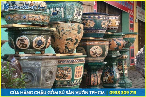 Địa chỉ công ty sản xuất gốm sứ tại đồng nai, cung cấp chậu gốm