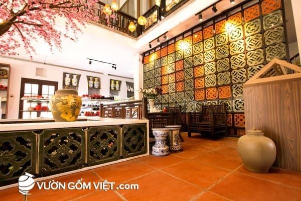Đơn vị sản xuất và cung cấp gốm xây dựng, gạch gốm sứ tại Việt Nam
