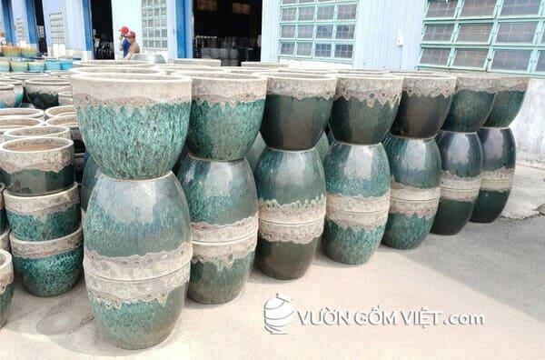 Gốm trang trí, Công ty cung cấp gốm trang trí sân vườn cảnh quan