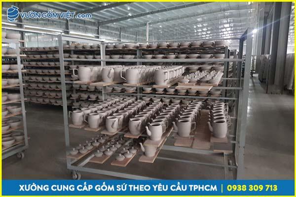 Địa chỉ công ty sản xuất gốm sứ Bát Tràng tại Tphcm