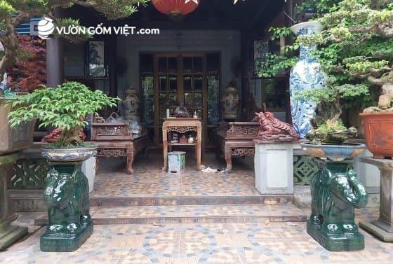 Đôn gốm sứ, đôn voi mang nét đẹp cổ xưa và truyền thống Việt