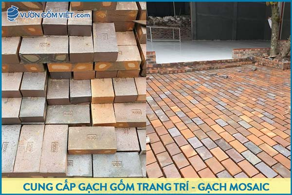 Nhà cung cấp gạch gốm lát sân vườn rẻ đẹp Tphcm