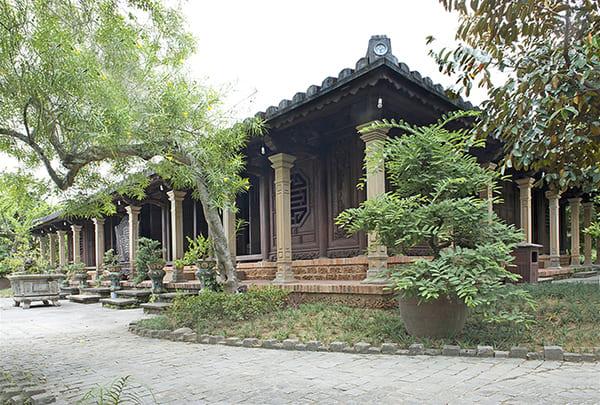 Xu hướng phát triển của nghệ thuật xây dựng kiến trúc nhà vườn truyền thống