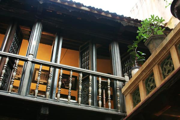 Đặc trưng kiến trúc Việt thời cận đại