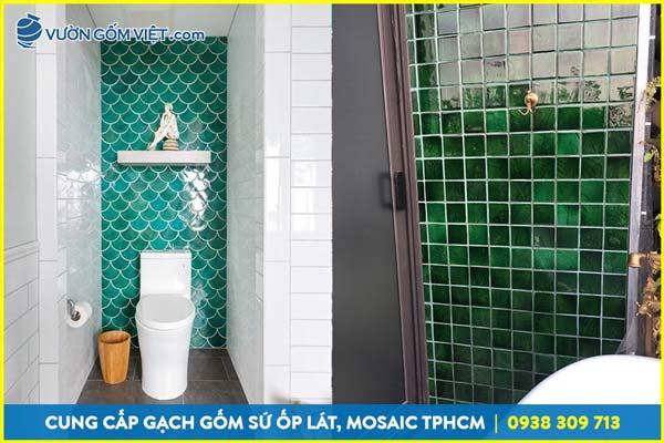 Nhà cung cấp gạch mosaic tphcm, gạch ốp lát trang trí nghệ thuật