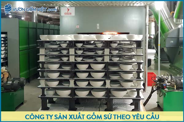 Kinh nghiệm tìm xưởng sản xuất gốm sứ theo đơn đặt hàng