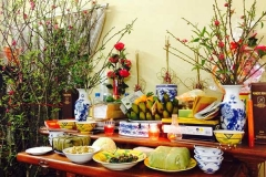 Bày trí bàn thờ gia tiên ngày Tết - Những lưu ý khi bày trí bàn thờ