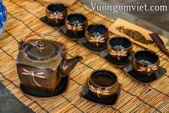 Bộ ấm chén trà cao cấp - Ý nghĩa của bộ ấm trà trong những ngày Tết