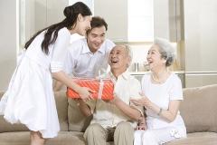 Tặng quà Tết cho ông bà - Những món quà ý nghĩa dịp năm mới