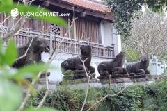 Top 5 tượng thú trang trí cảnh quan sân vườn độc lạ